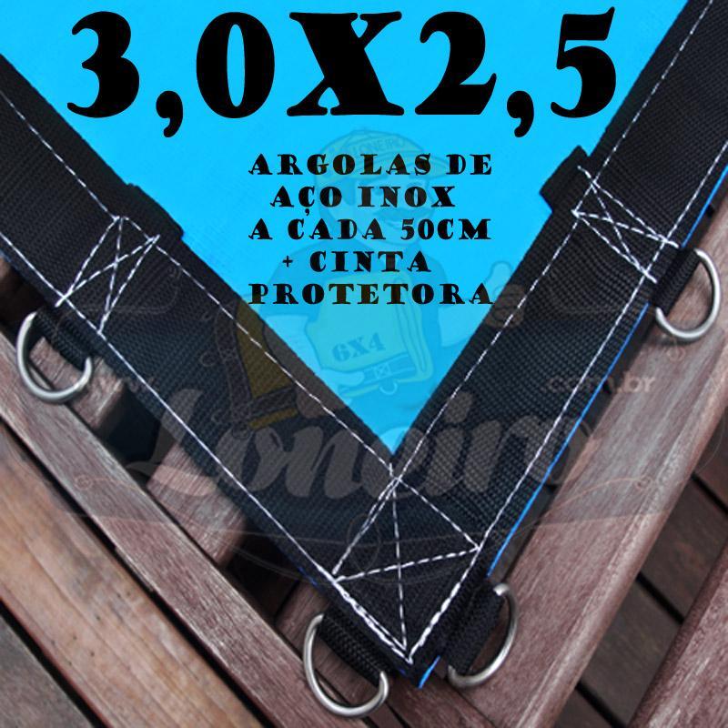 AZUL 3X2,5 + ARGOLAS
