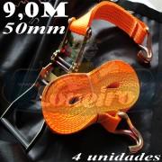 CATRACA 9,0m 50mm 4 unidades