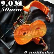 CATRACA 9,0m 50mm 8 unidades