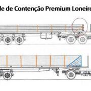 Cinta rede de contencao loneiro 3x3 metros curitiba paraná