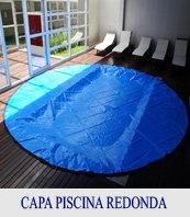 Loneiro lona de caminh o capa para piscina lonas pl sticas for Piscinas plasticas redondas