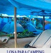 INICIAL LONA PARA CAMPING