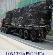 INICIAL LONA TELA PVC PRETA 2