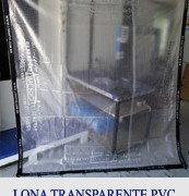 INICIAL LONA TRANSPARENTE PVC
