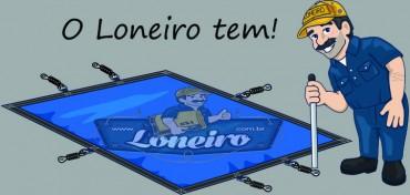 Instalação Capa Piscina Super Loneiro