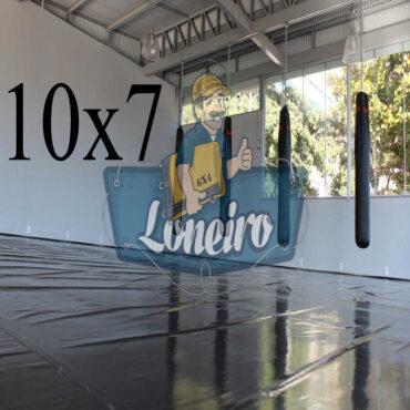 Lona: 10,0 x 7,0m Super Tatame PVC Vinil Premium para pratica de esportes JiuJitSu Muay-Thay Boxe MMA UFC Academias Danças