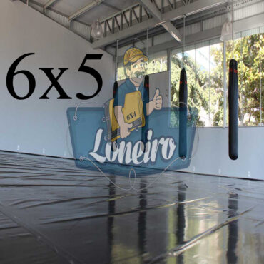 Lona 6,0 x 5,0m Super Tatame PVC Vinil Premium para pratica de esportes JiuJitSu Muay-Thay Boxe MMA UFC Academias Danças
