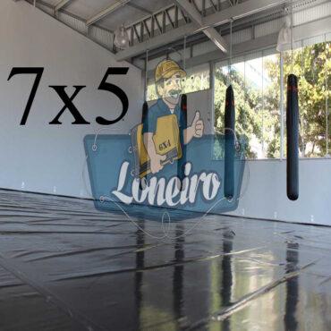 Lona 7,0 x 5,0m Super Tatame PVC Vinil Premium para pratica de esportes JiuJitSu Muay-Thay Boxe MMA UFC Academias Danças