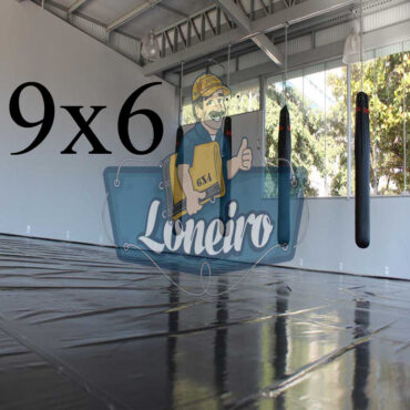 Lona 9,0 x 6,0m Super Tatame PVC Vinil Premium para pratica de esportes JiuJitSu Muay-Thay Boxe MMA UFC Academias Danças