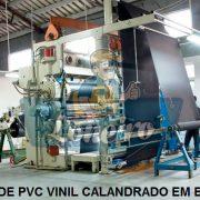 LONA DE PVC VINIL CALANDRADO BOBINA ROLO IMPERMEÁVEL