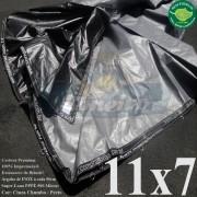 LONA-PLÁSTICA-11x7-CINZA-CHUMBO-PRETO-PPPE-IMPEÁVEL-PROTEÇÃO-PISCINA-EVENTOS-FESTAS-COBERTURA