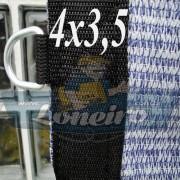 LONA TELA 4X3,5 DE POLIPROPILENO