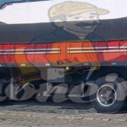 Lona de PVC Vinil Caminhão para Transporte