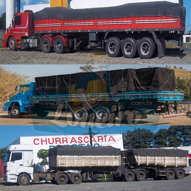 Lona de PVC Vinil Caminhão para Transporte Rodoviário
