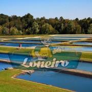 Lona para Lago Tanque de Peixes Lagos Artificiais Ornamentais sem toxinas atóxica impermeável