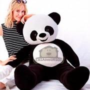 Urso Panda de Pelúcia Gigante com 120cm / 1,20 metros Presente Namorada