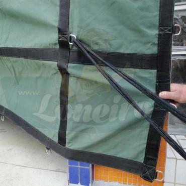 Verde Escuro Rip Stop Lona 1 (7)
