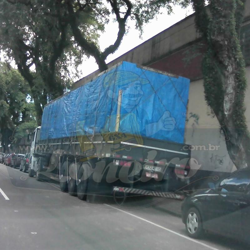 adicional LONA LONEIRO 500 MICRAS CAMINHAO CACAMBA
